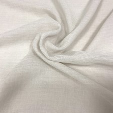 Cream Plain Drapery and Upholstery Fabric by JF