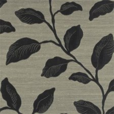 Jet Chenille Drapery and Upholstery Fabric by Clarke & Clarke