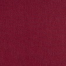 Raspberry Solids Drapery and Upholstery Fabric by Clarke & Clarke