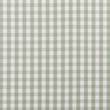 Sage Plaid Drapery and Upholstery Fabric by Clarke & Clarke