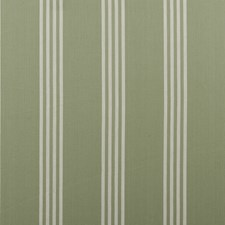 Sage Stripes Drapery and Upholstery Fabric by Clarke & Clarke