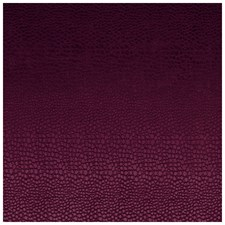 Claret Animal Skins Drapery and Upholstery Fabric by Clarke & Clarke