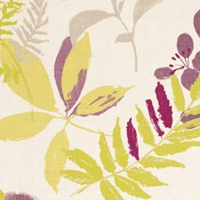 Heather Large Scale Drapery and Upholstery Fabric by Clarke & Clarke