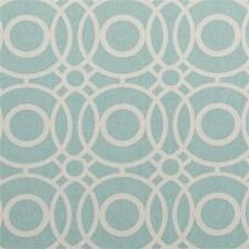 Aqua Dots Drapery and Upholstery Fabric by Clarke & Clarke