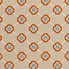 Summer Diamond Drapery and Upholstery Fabric by Clarke & Clarke
