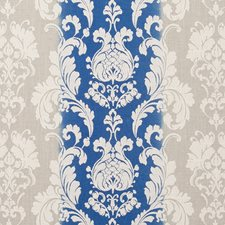 Riviera Damask Drapery and Upholstery Fabric by Clarke & Clarke