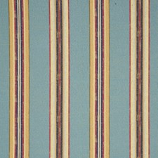 Cameo Stripes Drapery and Upholstery Fabric by Clarke & Clarke