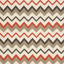 Earth Herringbone Drapery and Upholstery Fabric by Clarke & Clarke