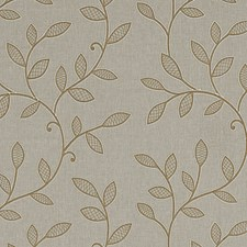 Caramel Weave Drapery and Upholstery Fabric by Clarke & Clarke