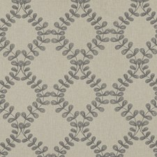 Smoke Weave Drapery and Upholstery Fabric by Clarke & Clarke