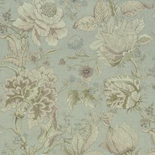 Mineral/Blush Drapery and Upholstery Fabric by Clarke & Clarke