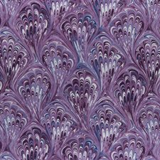 Amethyst Weave Drapery and Upholstery Fabric by Clarke & Clarke