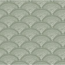 Crm On Olv Geometric Drapery and Upholstery Fabric by Cole & Son