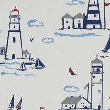 Marine Drapery and Upholstery Fabric by Clarke & Clarke