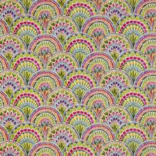 Spring Fling Drapery and Upholstery Fabric by RM Coco