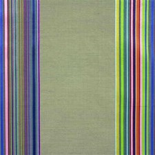 Silver Stripes Drapery and Upholstery Fabric by Mulberry Home