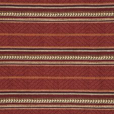 Red/Plum Jacquards Drapery and Upholstery Fabric by Mulberry Home