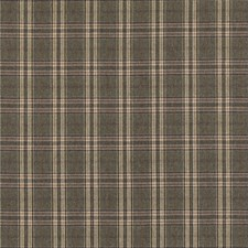 Pigeon Plaid Drapery and Upholstery Fabric by Mulberry Home