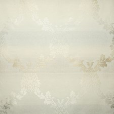 Snow Damask Drapery and Upholstery Fabric by Pindler