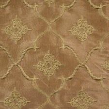 Brush Embroidery Drapery and Upholstery Fabric by Kasmir