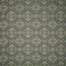 Bluestone Damask Drapery and Upholstery Fabric by Pindler