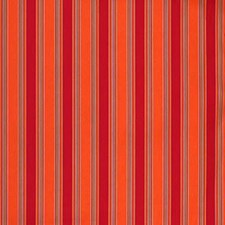 Burgundy/Red/Multi Stripes Drapery and Upholstery Fabric by Kravet