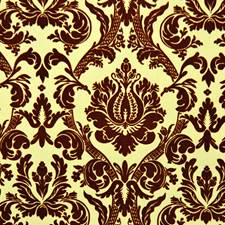 Olive Drapery and Upholstery Fabric by RM Coco