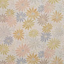 Opal Print Drapery and Upholstery Fabric by Groundworks