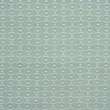 Aqua Modern Drapery and Upholstery Fabric by Groundworks