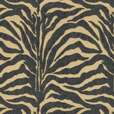 Black/Beige Outdoor Drapery and Upholstery Fabric by Groundworks