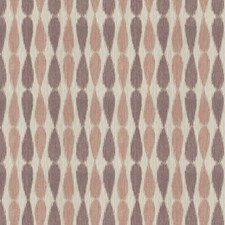 Lilac Ikat Drapery and Upholstery Fabric by Groundworks