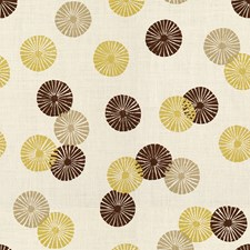 Chartreuse Modern Drapery and Upholstery Fabric by Groundworks