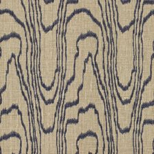 Slate/Linen Contemporary Drapery and Upholstery Fabric by Groundworks