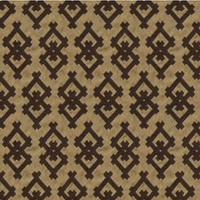 Brown Modern Drapery and Upholstery Fabric by Groundworks