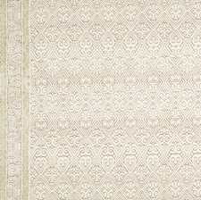 Khaki/Sage Ethnic Drapery and Upholstery Fabric by Groundworks