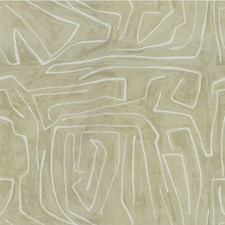 Beige/Ivory Modern Drapery and Upholstery Fabric by Groundworks