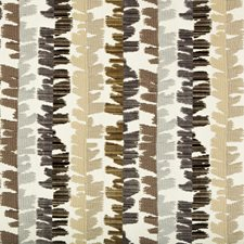 Sand/Stone Contemporary Drapery and Upholstery Fabric by Groundworks