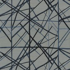 Slate/Blue Contemporary Drapery and Upholstery Fabric by Groundworks