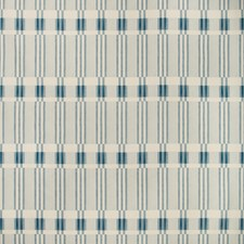Slate Stripes Drapery and Upholstery Fabric by Groundworks