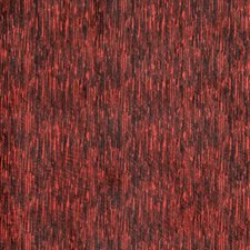 Flame/Onyx Leather Drapery and Upholstery Fabric by Groundworks