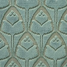 Porcelaine Drapery and Upholstery Fabric by Scalamandre