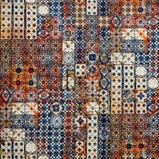 Mandarine Drapery and Upholstery Fabric by Scalamandre
