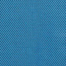 Cyan Drapery and Upholstery Fabric by Scalamandre