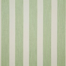 Mint Stripe Drapery and Upholstery Fabric by Pindler