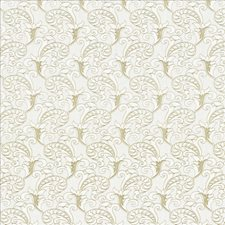 Off White Drapery and Upholstery Fabric by Kasmir