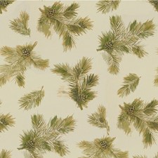 Forest Botanical Drapery and Upholstery Fabric by Kravet