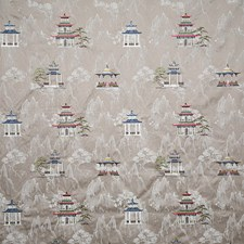 Mushroom Drapery and Upholstery Fabric by Pindler