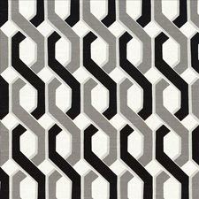 Coal Drapery and Upholstery Fabric by Kasmir