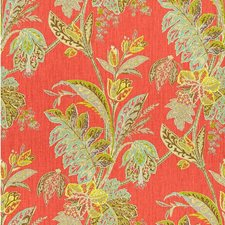 Festival Print Drapery and Upholstery Fabric by Kravet