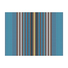 Golden Metal Stripes Drapery and Upholstery Fabric by Brunschwig & Fils